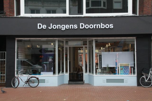 De Jongens Doornbos contact